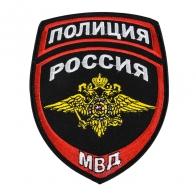 Шеврон Полиции России