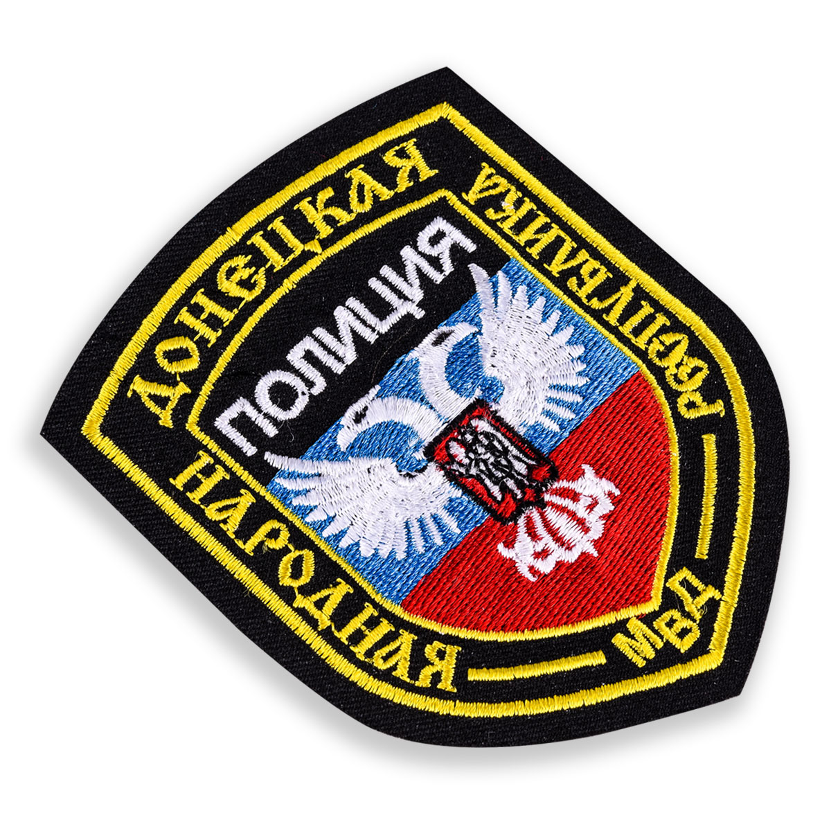 "Шеврон ""Полиция ДНР"""