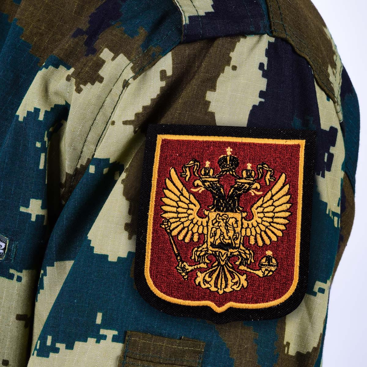 """Шеврон России """"Государственный герб"""""""