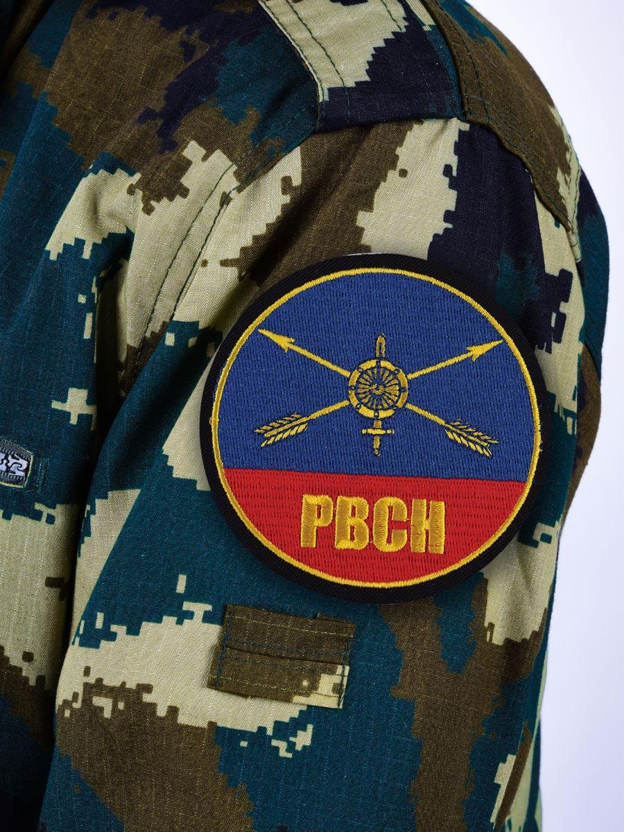 Нарукавные милитари нашивки и шевроны со скидками – все виды войск РФ
