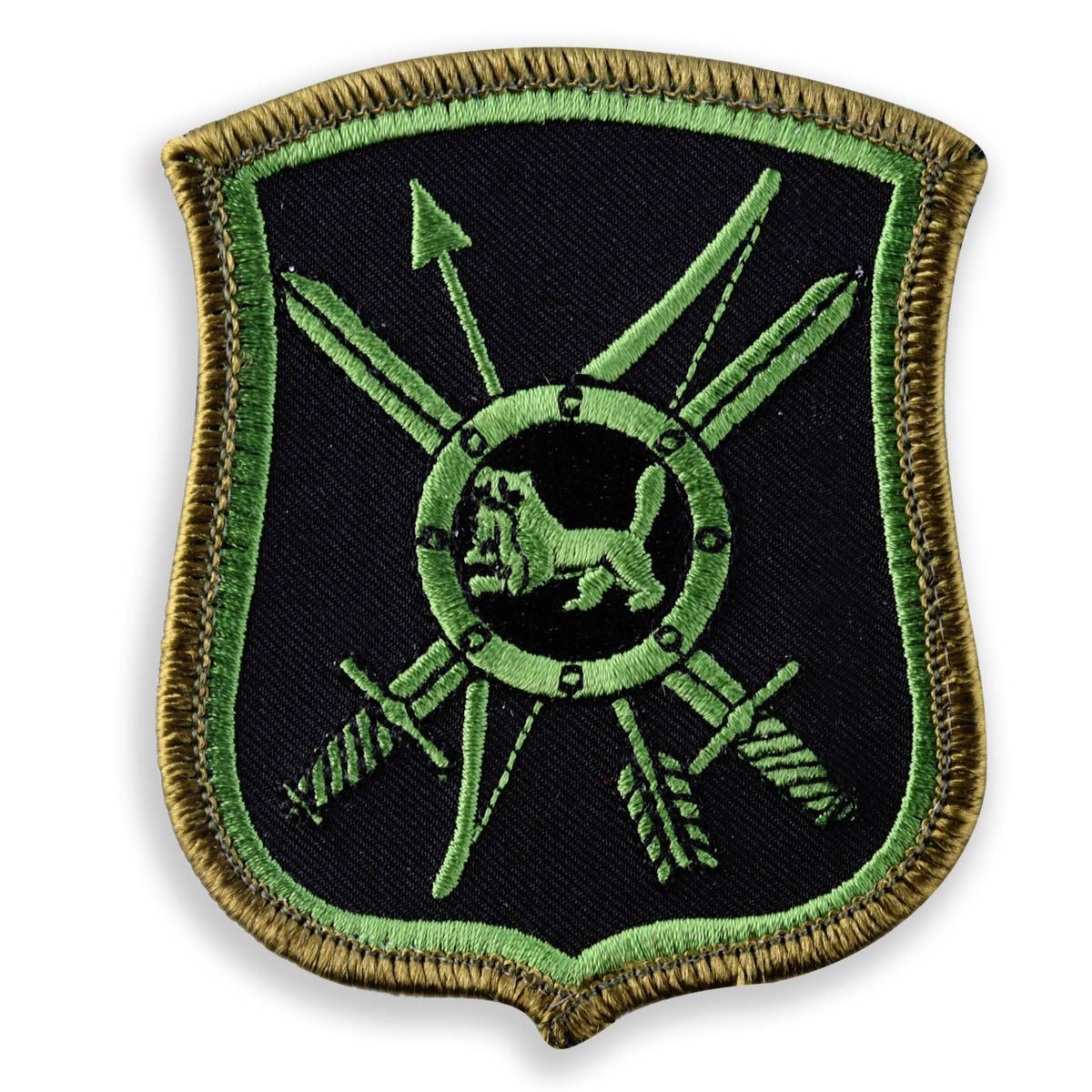 Шеврон РВСН полевой 29 ракетная дивизия