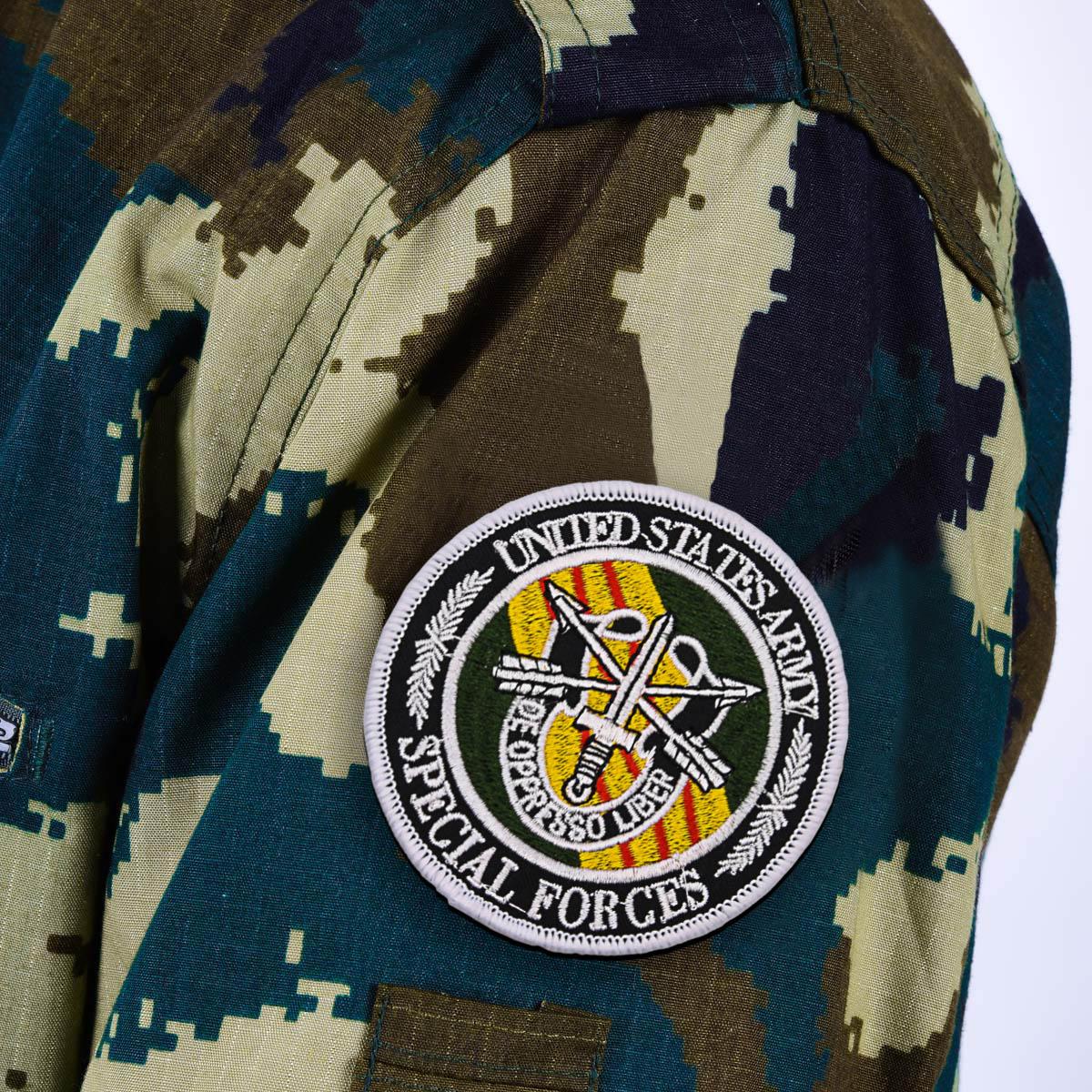 Шеврон Спецназа Армии США