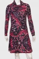 Шикарное платье с изумительным принтом от Young Threads