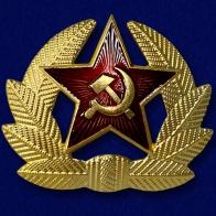 """Шильд """"Кокарда Советской Армии"""""""