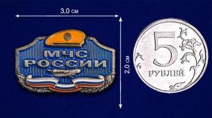 """Шильдик """"МЧС России"""" - размер"""