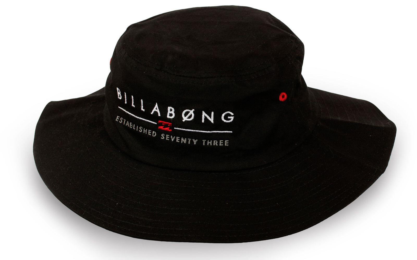 Широкополая мужская шляпа Billabong - купить с доставкой