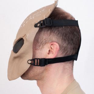 Заказать шлем-маску Хищника