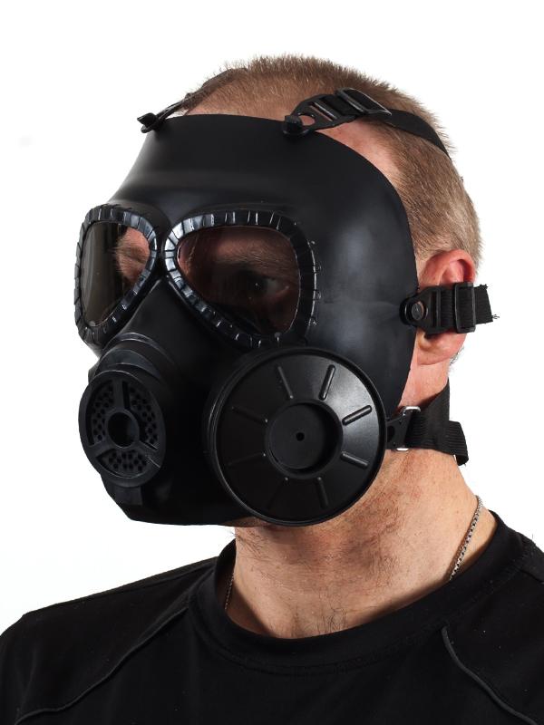 """Купить шлем-маску """"Противогаз"""" для страйкбола"""