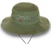Шляпа Billabong цвета хаки. Универсальный головной убор, заказывайте!