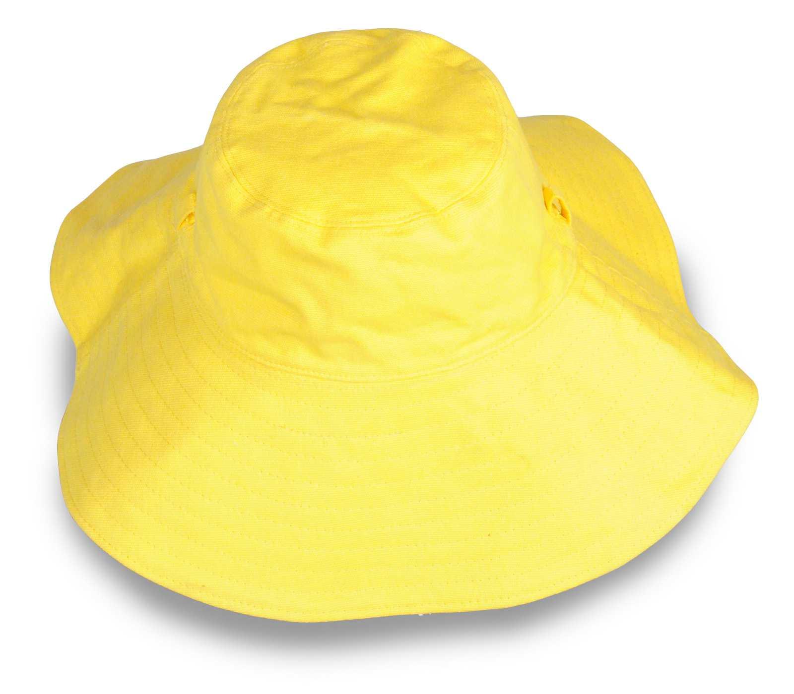 Шляпа под весёлое летнее настроение