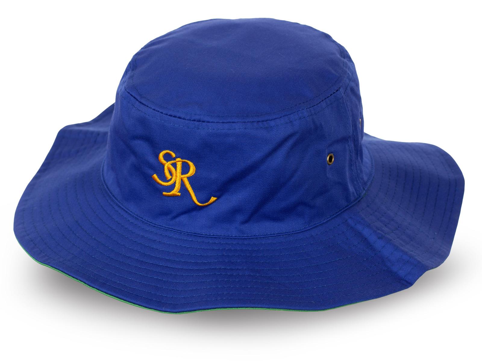 Шляпка для морских прогулок
