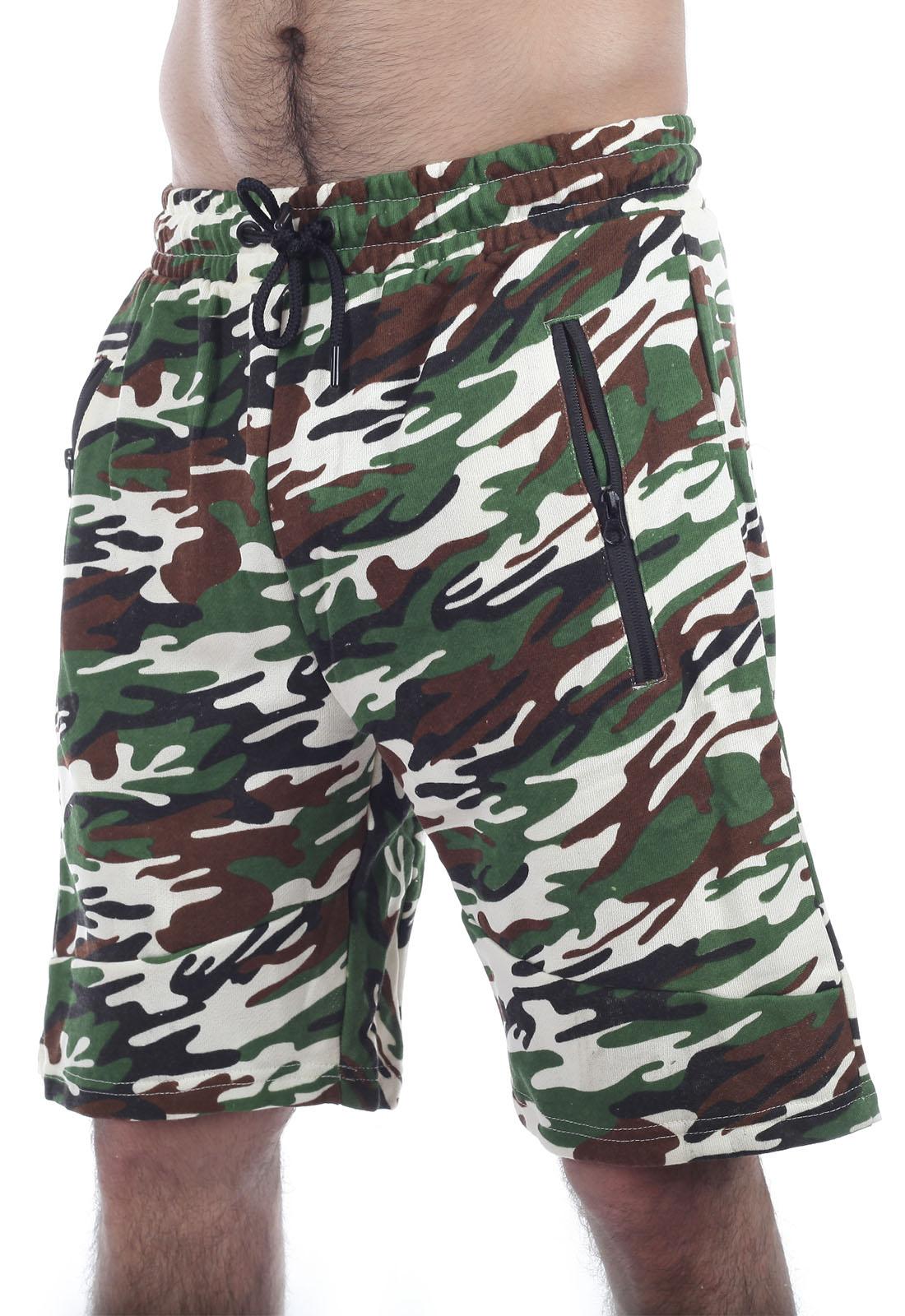 Армейские мужские шорты New York Athletics