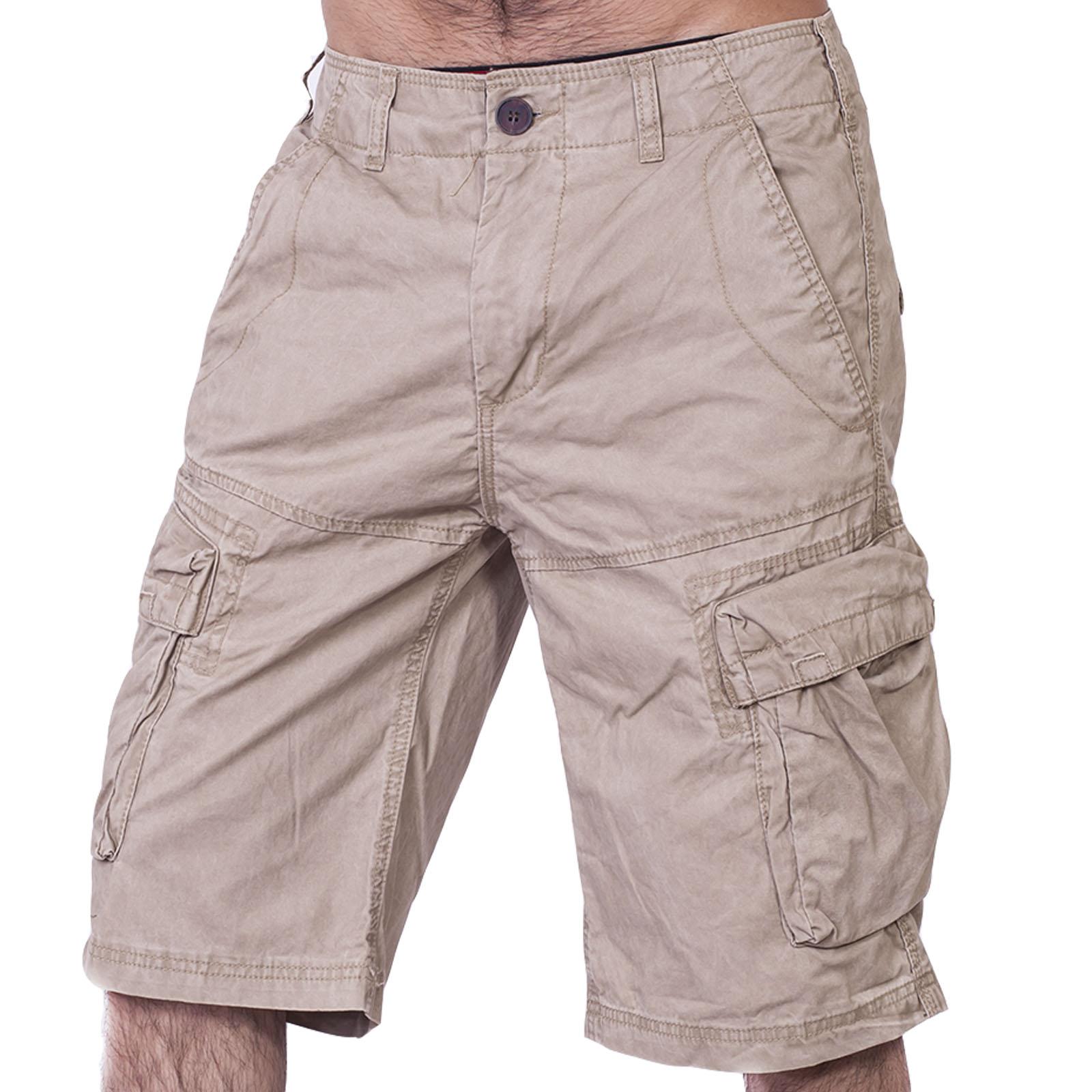 Военные мужские шорты Brunswick.