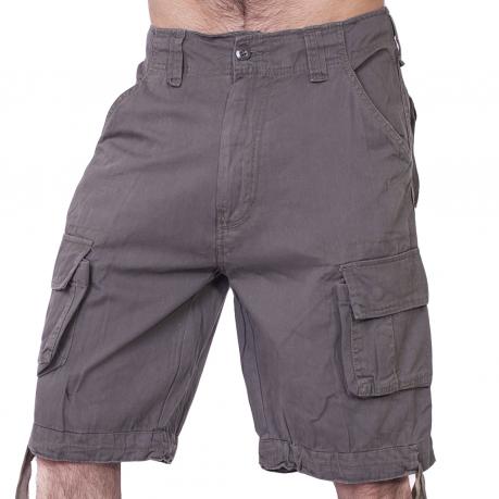 Просторные мужские шорты-боевики Brandit.