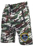 Уставные шорты бойцов Спецназа ГРУ