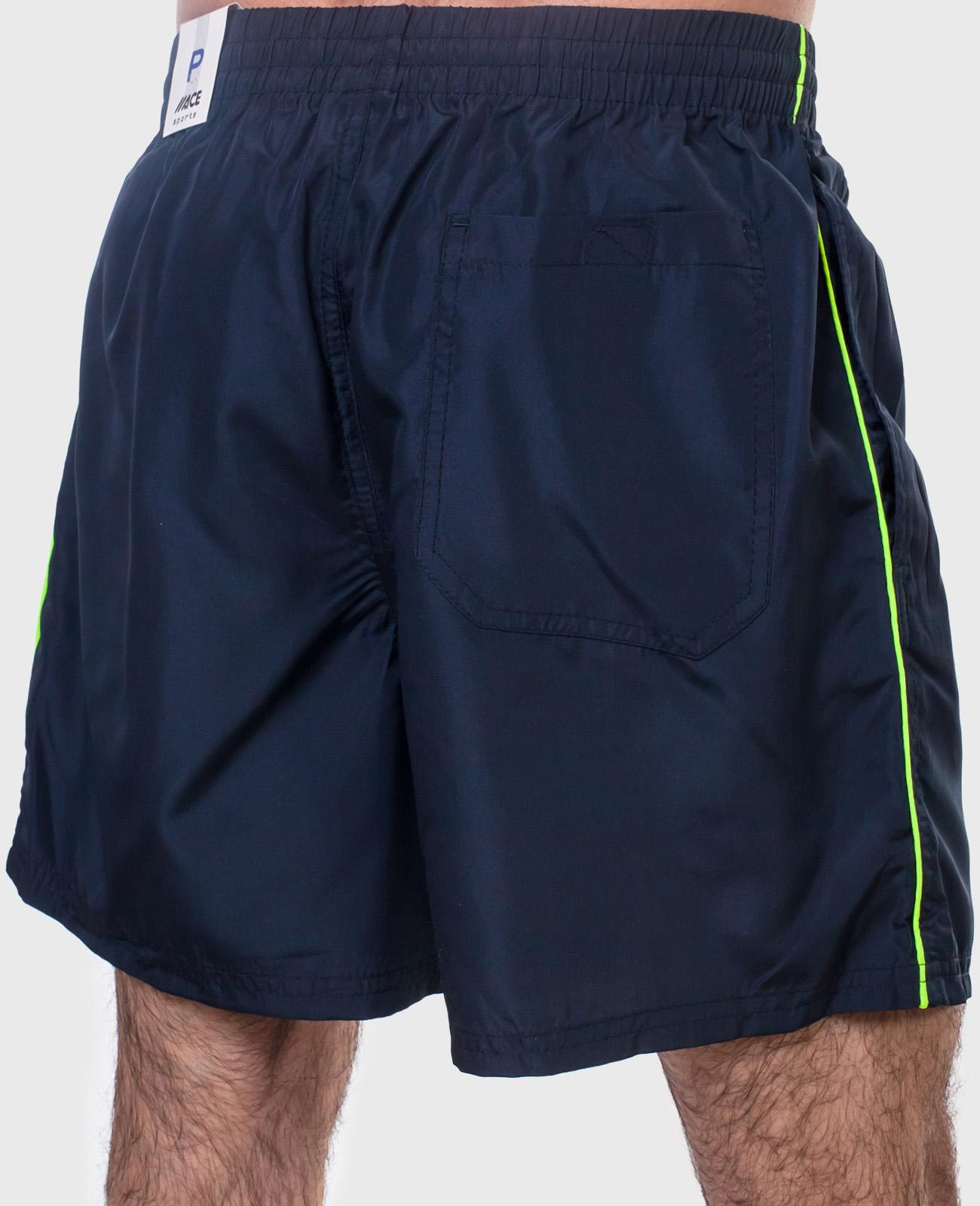 Мужские удобные шорты на резинке