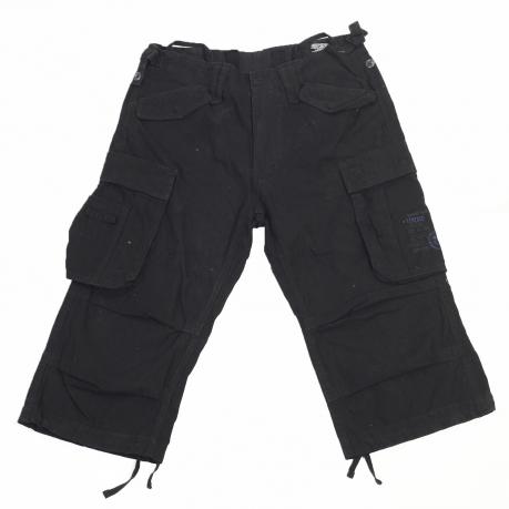 Мужские шорты Brandit до уровня колен.