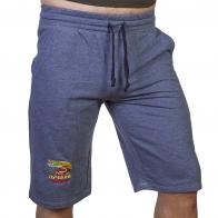 Стильные мужские шорты с пророческой вышивкой ЛУЧШИЙ РЫБАК