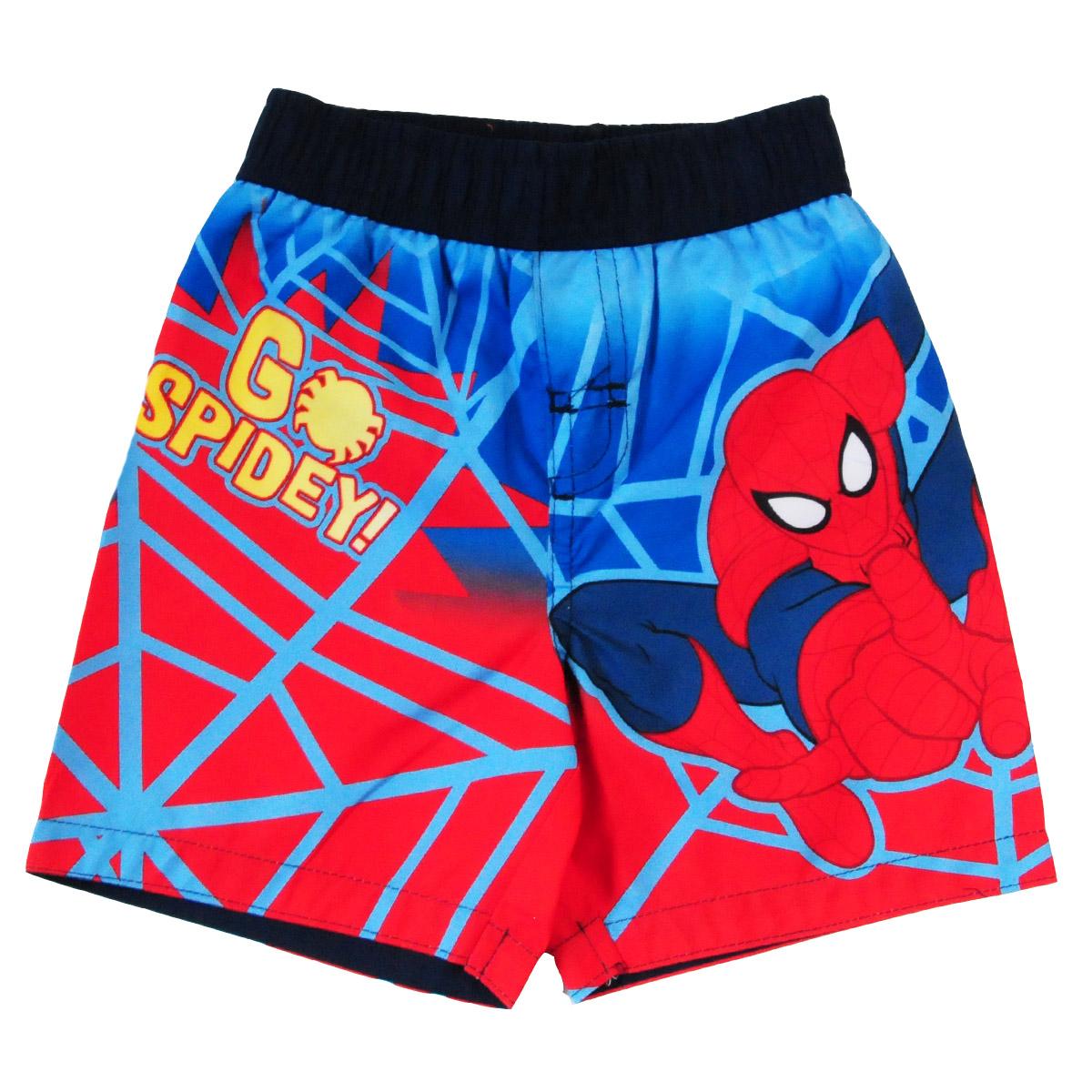 Шорты Человек-паук