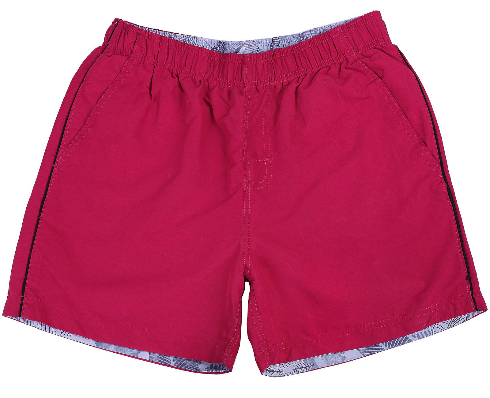 Пляжные шорты яркого цвета