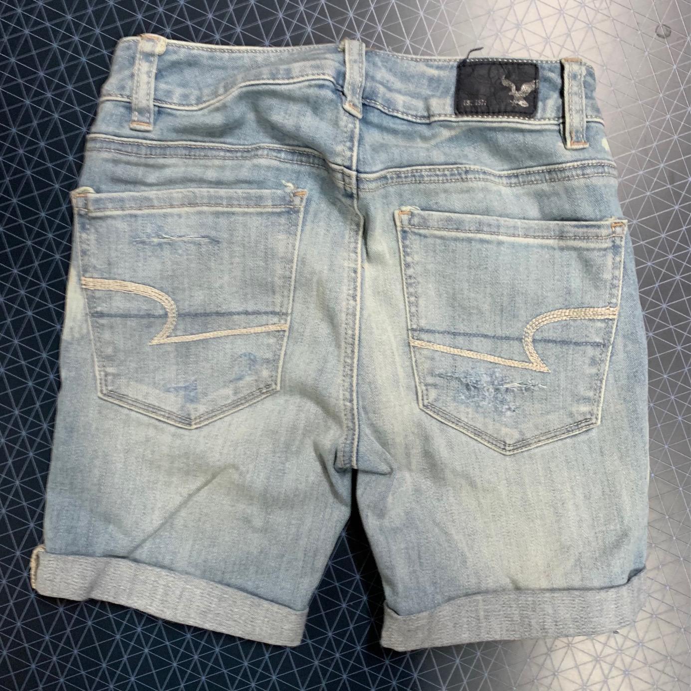 Шорты детские American Eagle из джинсовой ткани