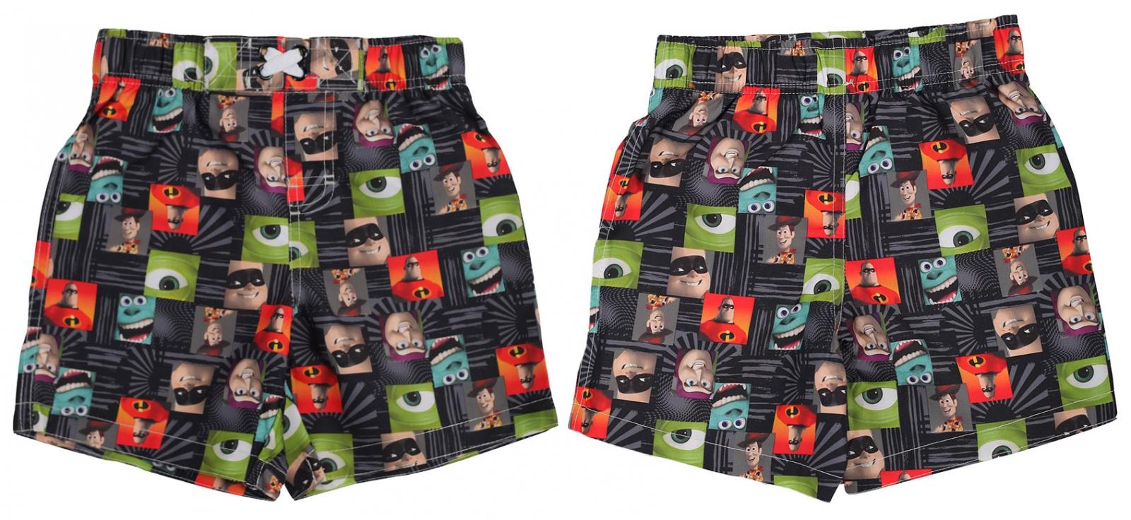 Заказать шорты детские с героями Диснея