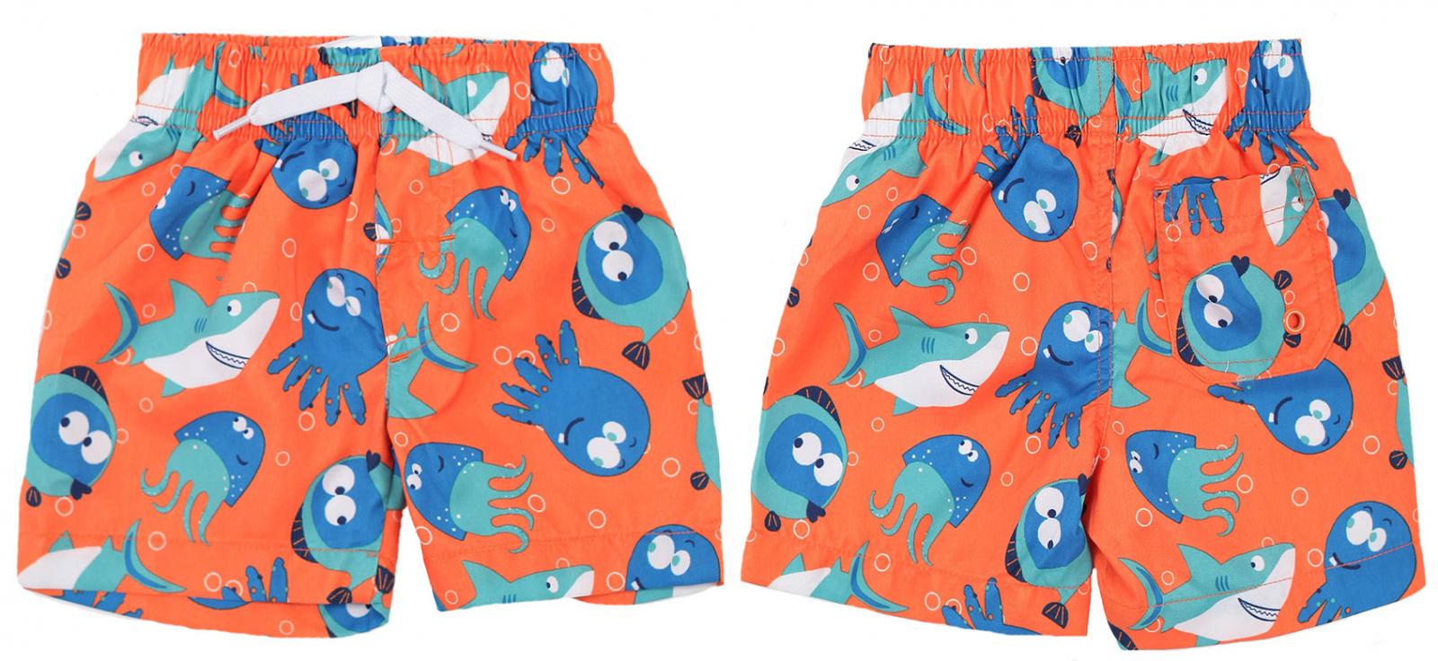 Заказать шорты для детей на лето