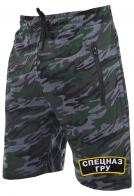 Мужские камуфляжные шорты для парней из Спецназа ГРУ