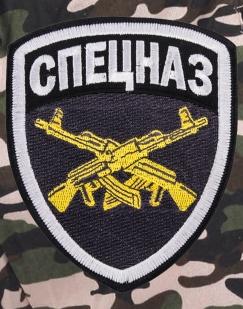 Камуфляжные мужские шорты для силовых структур и спецформирований РФ