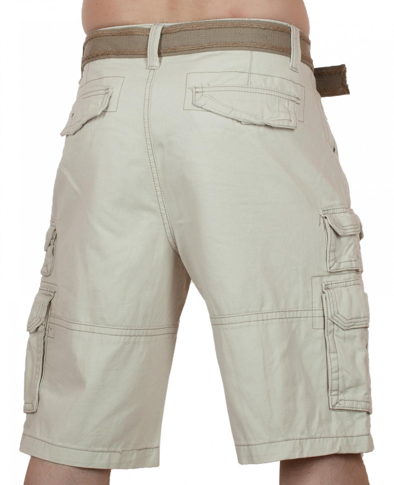 Мужские хлопковые шорты (Iron Co., США) по лучшей цене