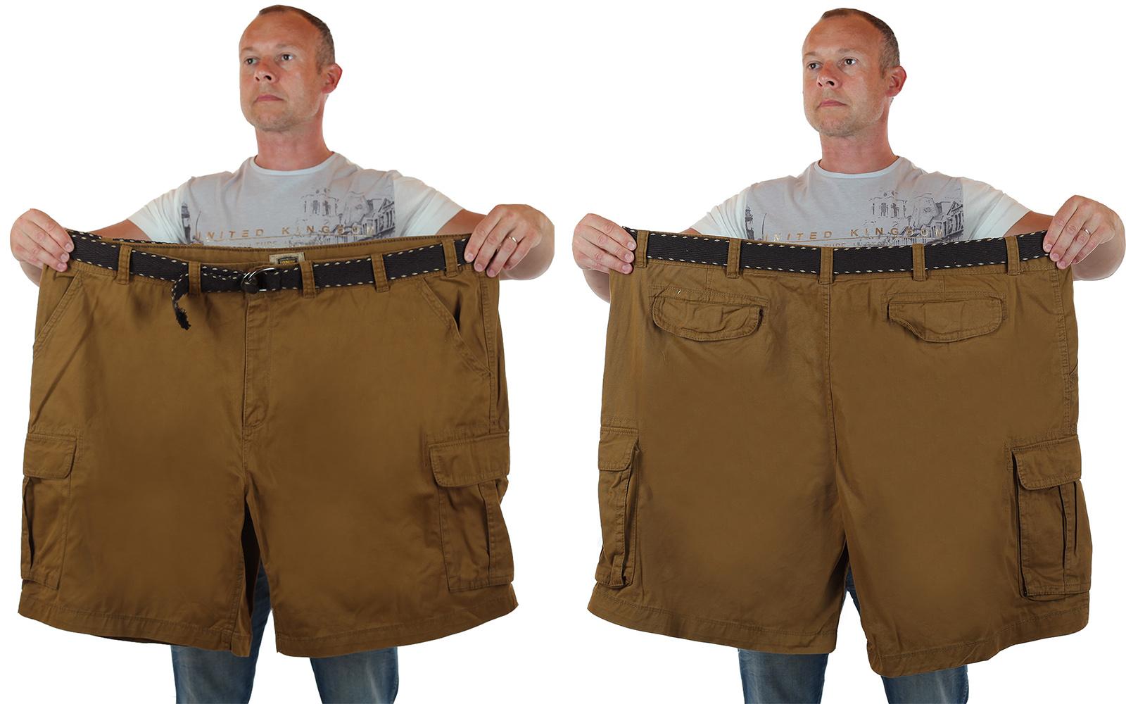 Купить шорты для больших мужчин