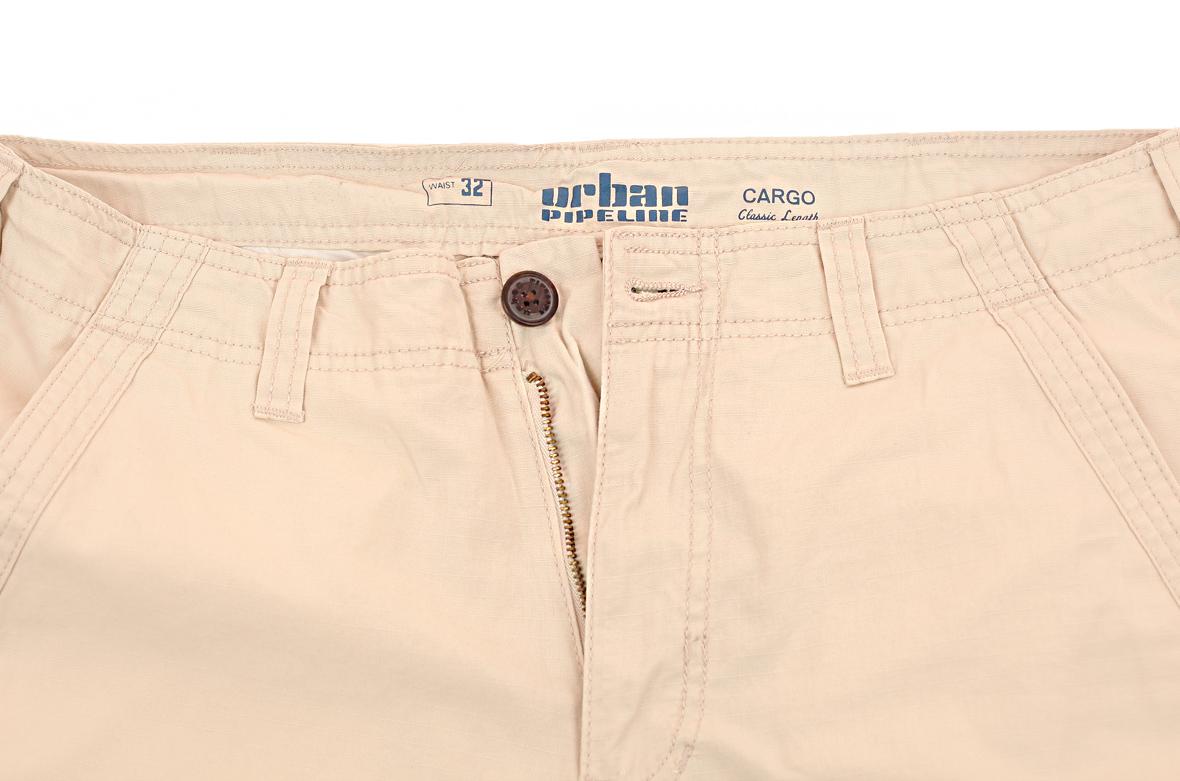Элегантные светлые шорты Cargo от бренда Urban с доставкой
