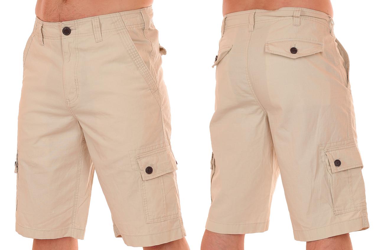 Заказать элегантные светлые шорты Cargo от бренда Urban (США)
