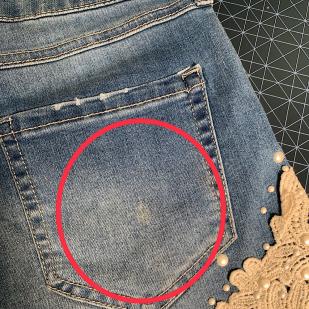 Шорты джинсовые женские от No Boundaries