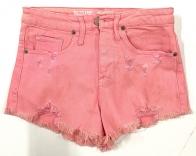 Шорты джинсовые женские розовые