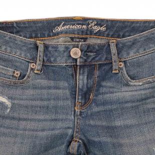 """Джинсовые шорты """"Горячая штучка"""" брендового качества от American Eagle"""