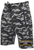 Камуфляжные шорты из уставного комплекта Спецназа ГРУ
