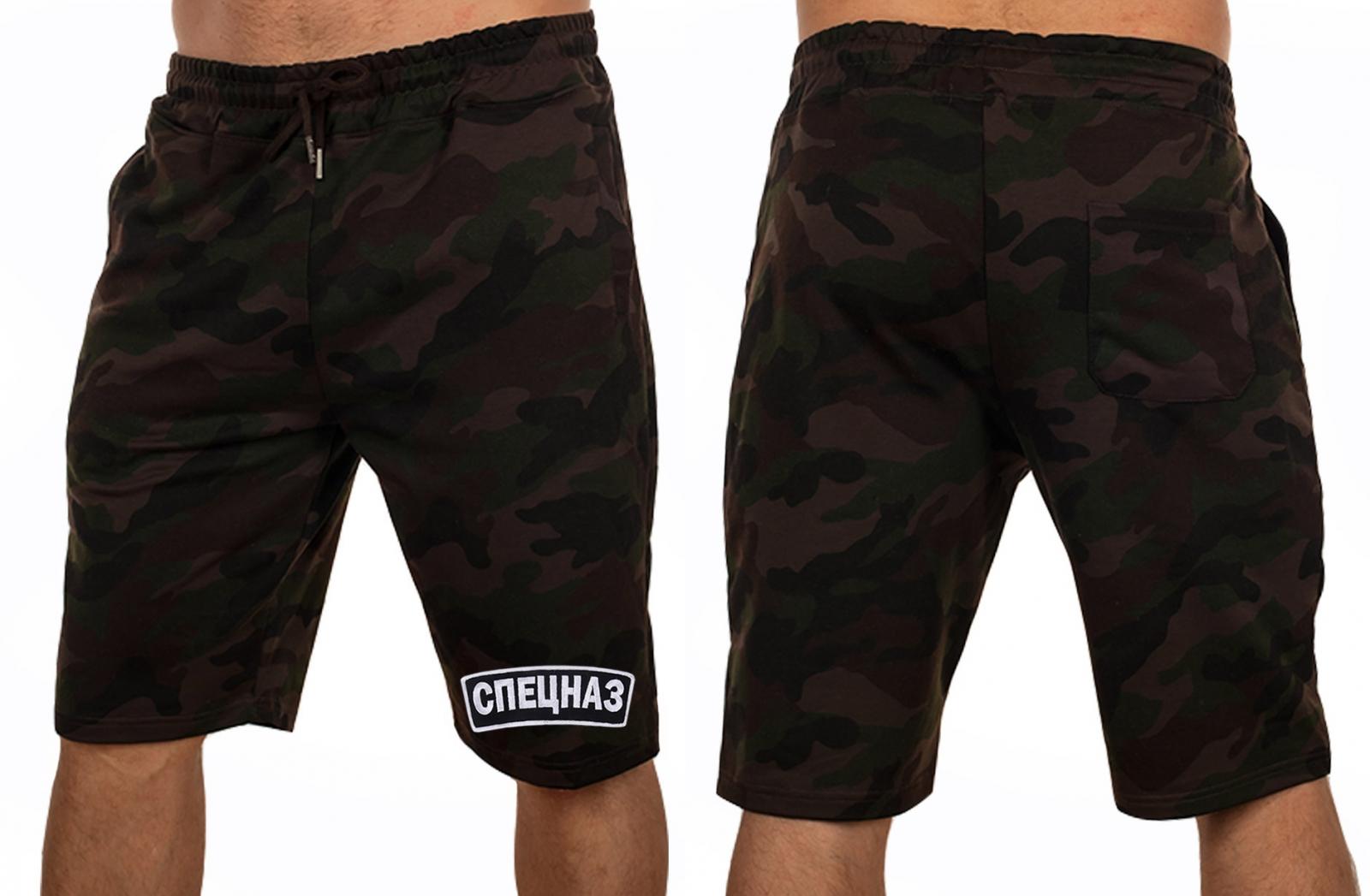 Удобные мужские шорты IZZUE для бойцов спецподразделений