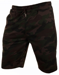 Мужские шорты-камуфляж IZ-X04-ARMY IZZUE
