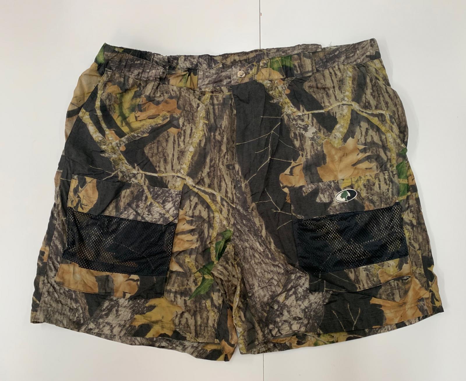 Шорты камуфляжные мужские  Mossy Oak