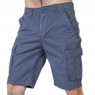 Хлопковые шорты карго от кэжуал-бренда JULES.