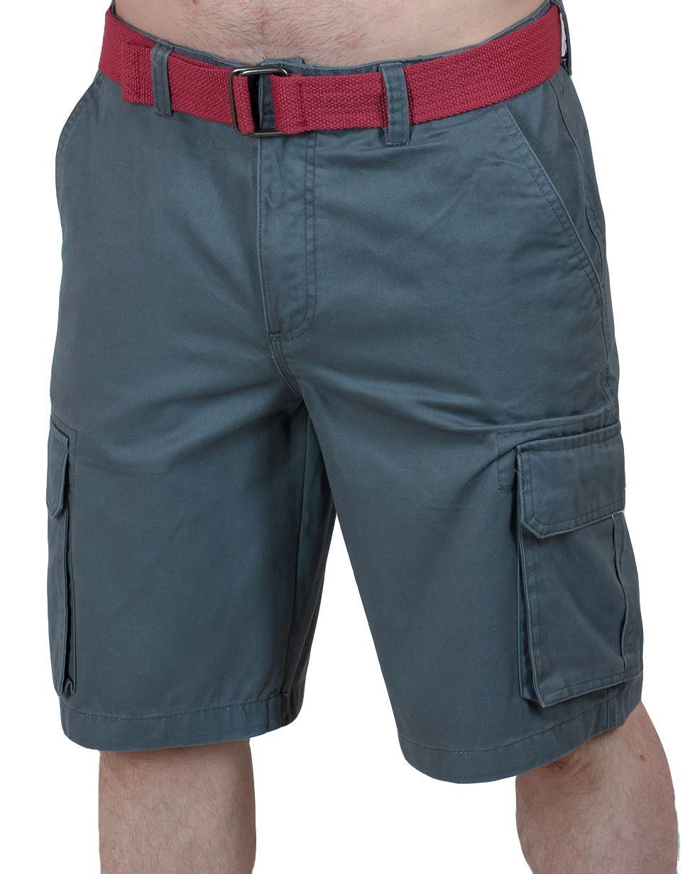 Шорты карго мужские Weatherproof - вид спереди