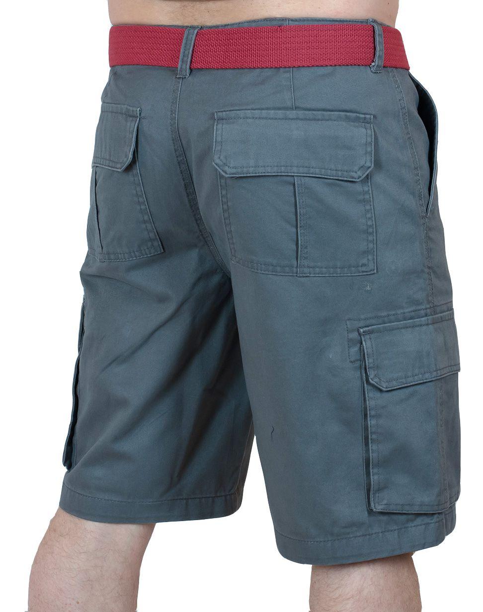 Шорты карго мужские Weatherproof - вид сзади