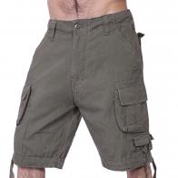 Фирменные мужские шорты карго от милитари-гуру ТМ Brandit.