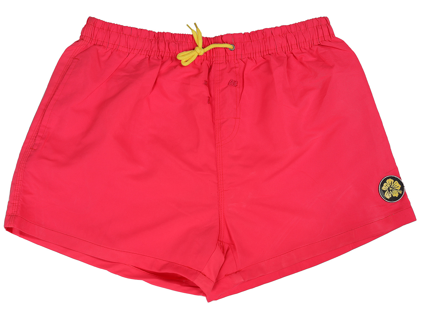Яркие шорты для пляжа Okay