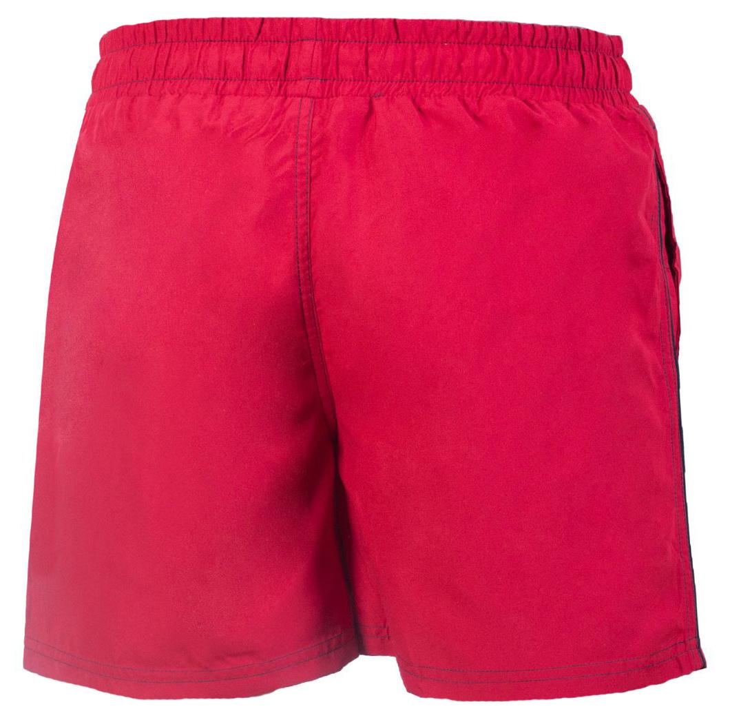 Купить шорты красные
