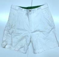 Шорты летние мужские белого цвета