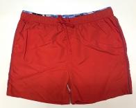 Шорты летние мужские красного цвета