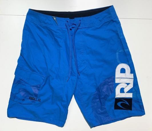 Шорты летние мужские от бренда RIP CURL голубые