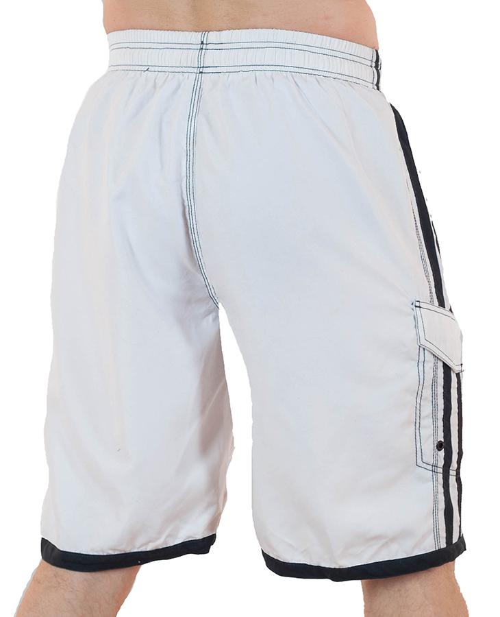 Белые шорты мужские для спорта от канадского производителя